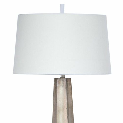 Celine Table Lamp Silver