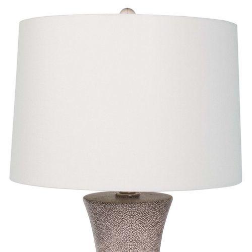 Clara Ceramic Shagreen Table Lamp