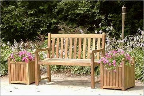 Awesome Classic Garden Bench In Two Sizes Beatyapartments Chair Design Images Beatyapartmentscom