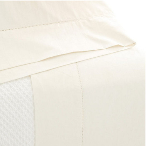 Classic Hemstitch Sheet Set in Two Colors