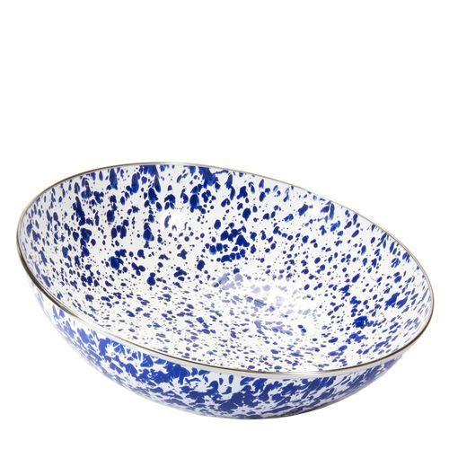 Cobalt Swirl Catering Bowl