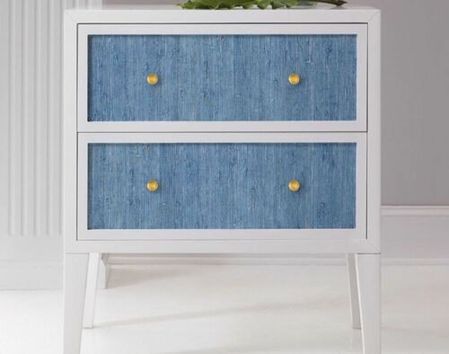 Costa Retro Nightstand <font color=a8bb35> NEW</font>