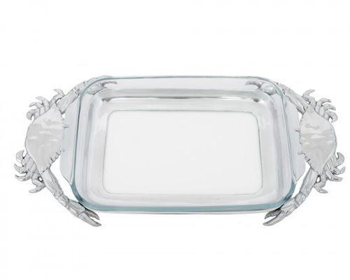 Crab 3 Quart Pyrex Casserole Dish *Low Stock