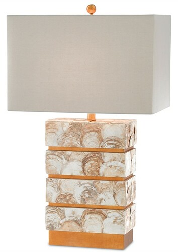 Cyclades Table Lamp <font color=a8bb35> Sold Out</font>