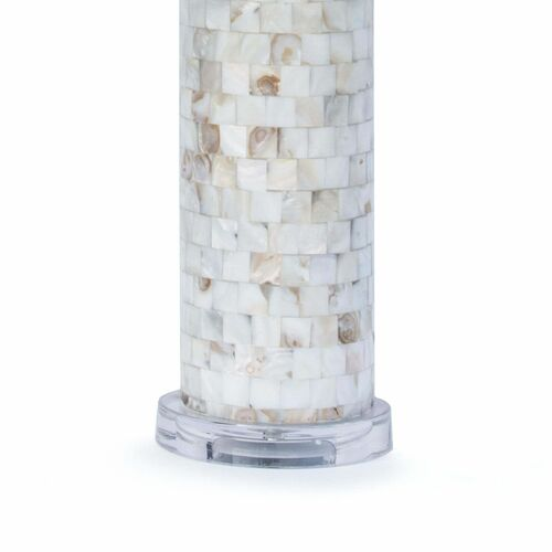 Deva Mother of Pearl Table Lamp