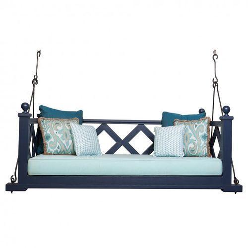 Diamond Pattern Bed Swing