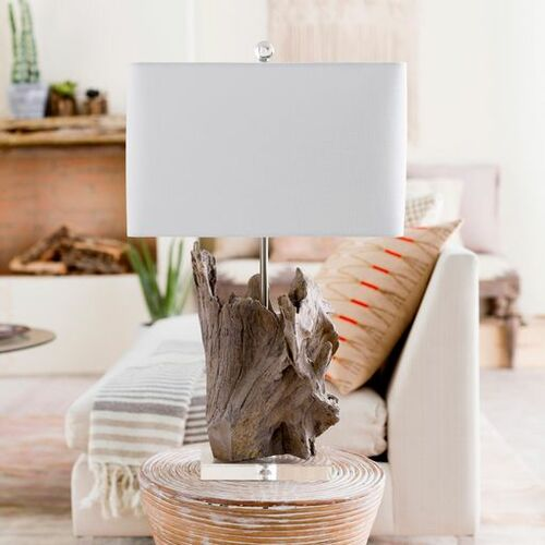 Driftwood Darby Table Lamp