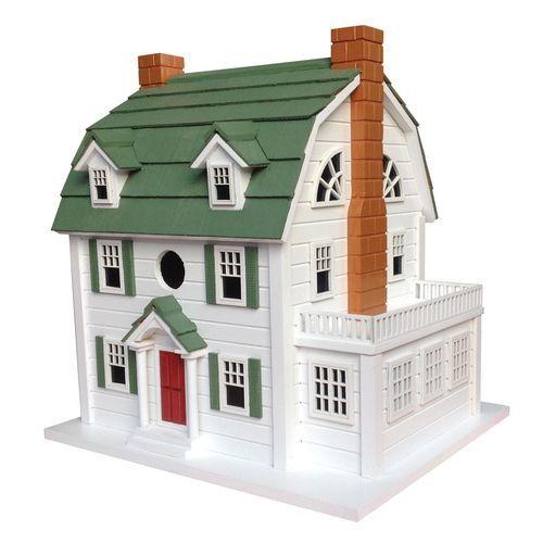 Dutch Colonial Birdhouse
