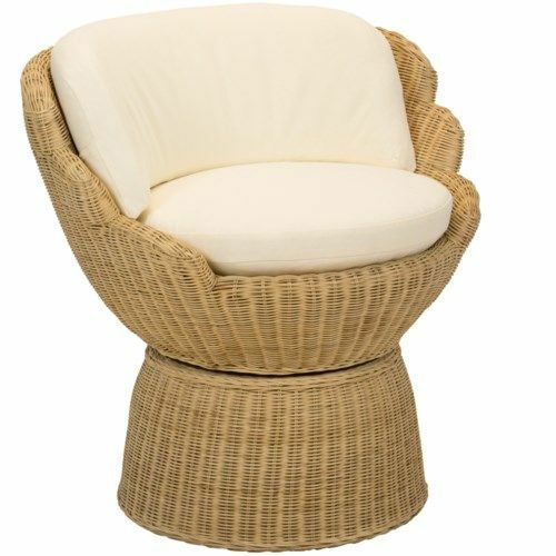 Eden Occasional Chair in Natural <font color=a8bb35>Sold Out</font>