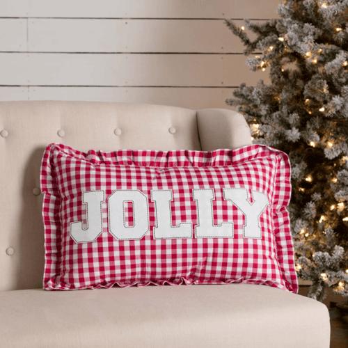 Emmie Jolly Pillow