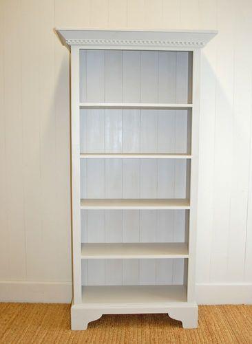English Tall Bookcase