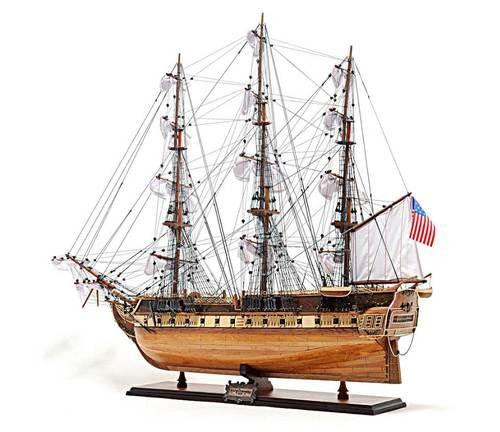 Fairfax Replica Model