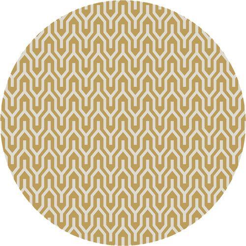 Fallon Wheat & Ivory Flat Pile Rug