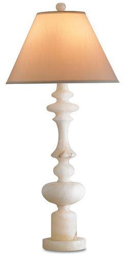 Farrington Alabaster Table Lamp
