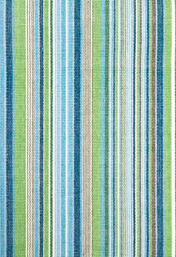 Fisher Ticking Cotton Rug