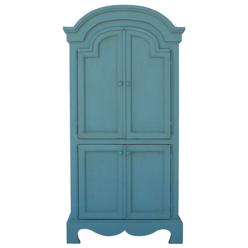 French Cottage Armoire