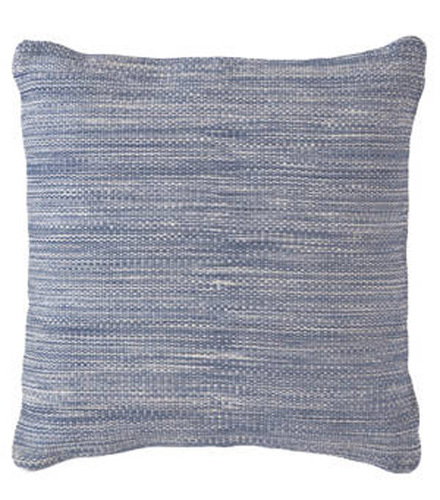 Mingled Denim Indoor/Outdoor Pillow 22