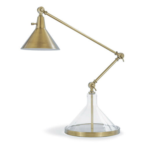 Glass Funnel Beaker Lab Lamp