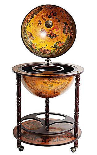 Globe Drink Cabinet