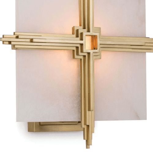 Gotham Sconce in Two Colors