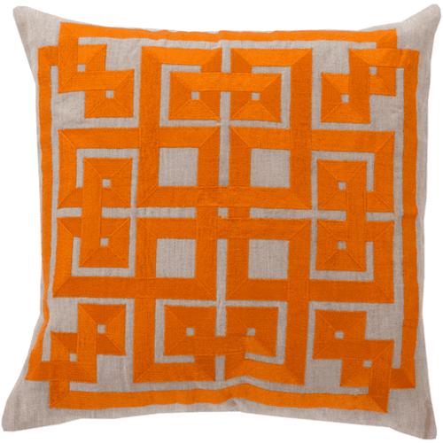 Gramercy Pillow Orange