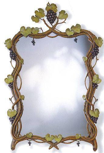 Grape Vines Mirror