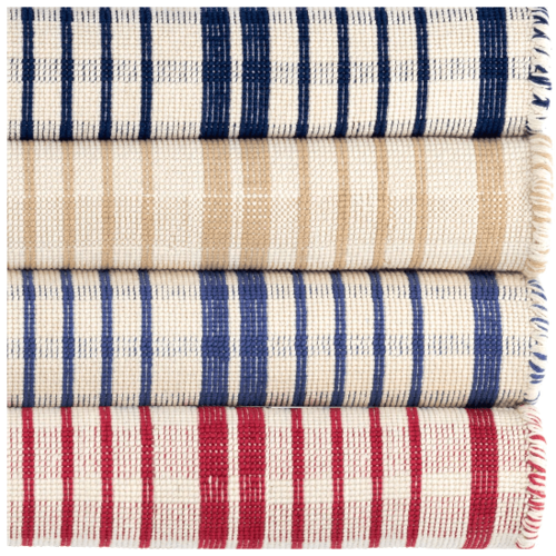 Guilford Wheat Woven Cotton Rug
