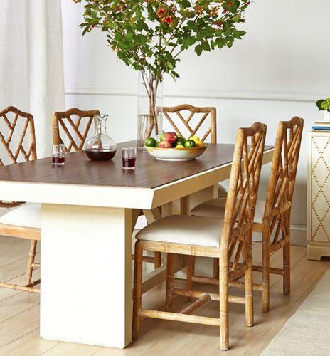 Hamptons Side Chair in Limed Oak *Backorder