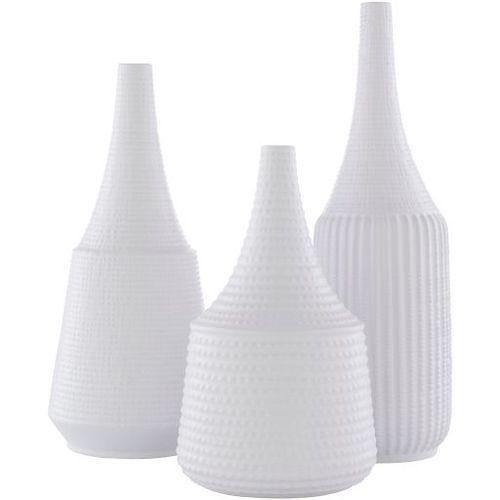 Ikon Ceramic Vase Set