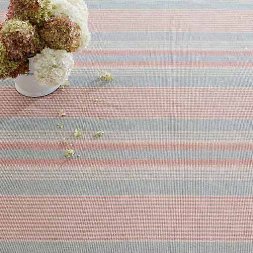 Island Stripe Cotton Woven Rug<font color=a8bb35> 20% off</font>
