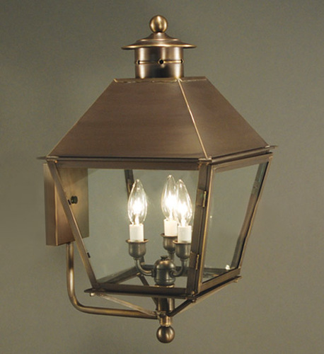 Jamestown 3-Light Wall Mount Fixture <font color=a8bb25> Sold Out</font>