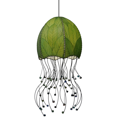 Jellyfish Pendant Light - Four Color Options