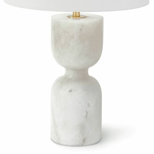 Joan Alabaster Table Lamp