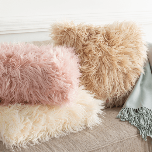 Kharaa Pillow Brown/Camel