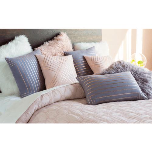 Kharaa Pillow Light Gray