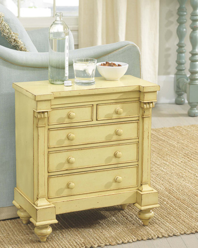 Lake Lure Chairside Chest
