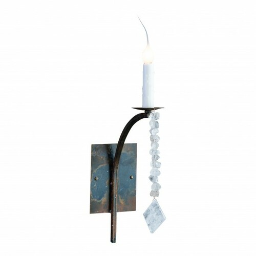 Laurel Bay Single Sconce