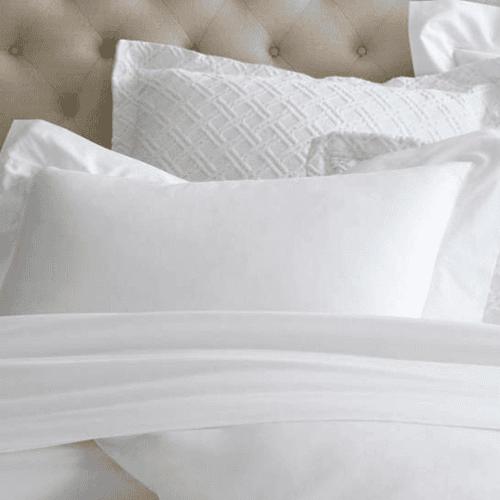 Lia White Pillowsham