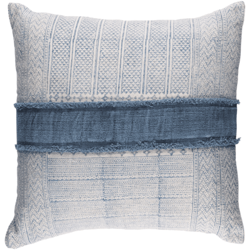 Lola Denim Cottage Pillow