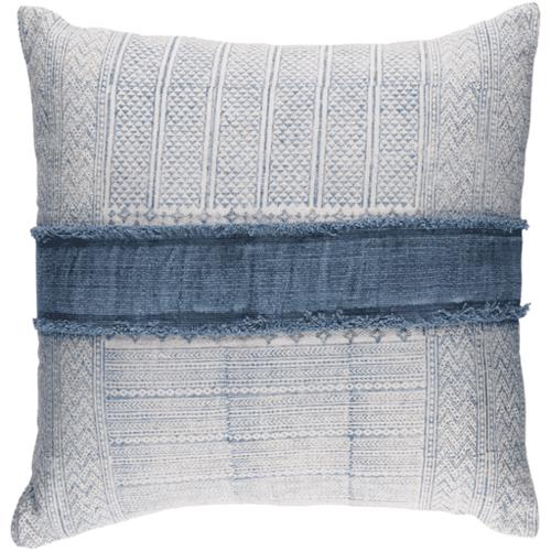 Lola Denim Cottage Pillow