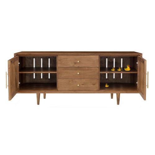London Three Drawer Dresser