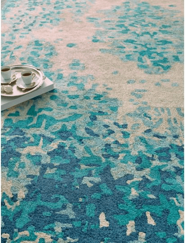 Looking Glass Hand Tufted Rug