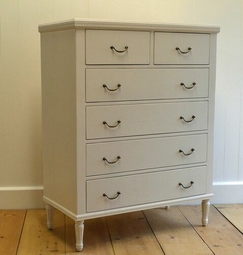 Madeline Six Drawer Dresser
