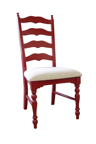 Maine Ladderback Side Or Arm Chair For Sale Cottage
