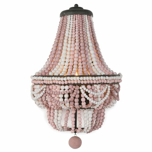 Malibu Sconce Pink