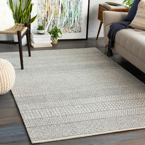 Marco Teal Hand Tufted Rug