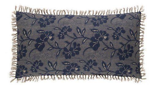Marianna Linen Floral Pillow