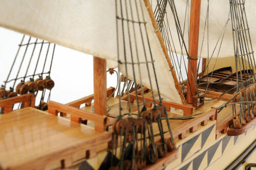 Mayflower Replica Model<font color=a8bb35> Sold Out</font>