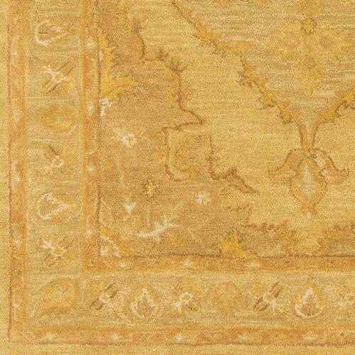 Middleton Grange Yellow  Hand Tufted Rug *Backorder