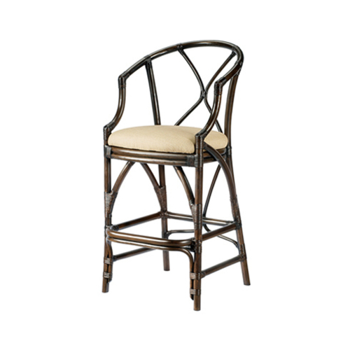 Midi Barstool in Two Colors